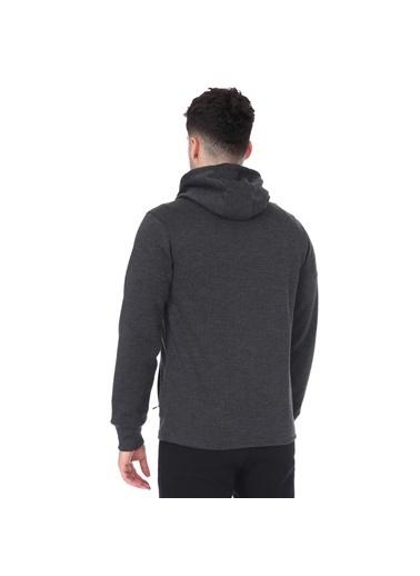 Sportive Sweateamust Erkek Antrasit Günlük Stil Sweatshirt 710711-Ant Gri